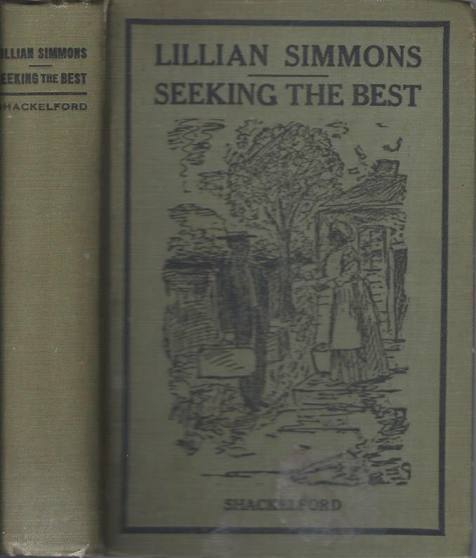 Image for Lillian Simmons, Seeking the Best