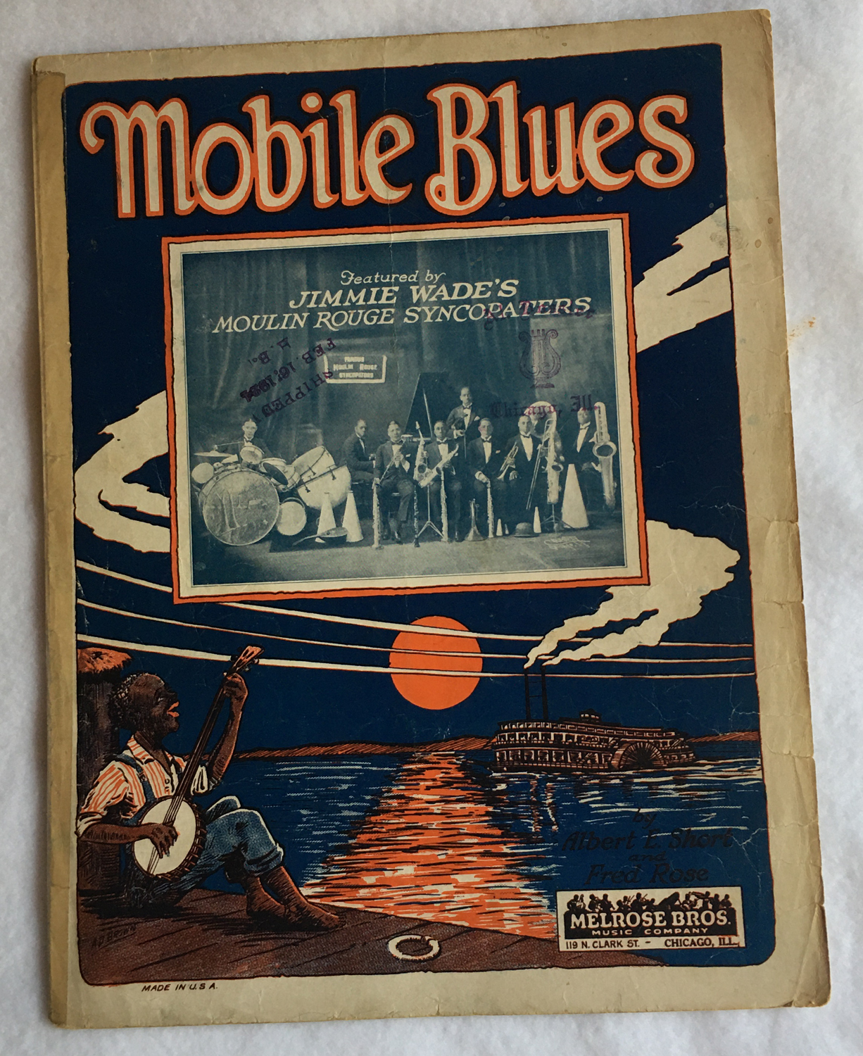 Image for Mobile Blues