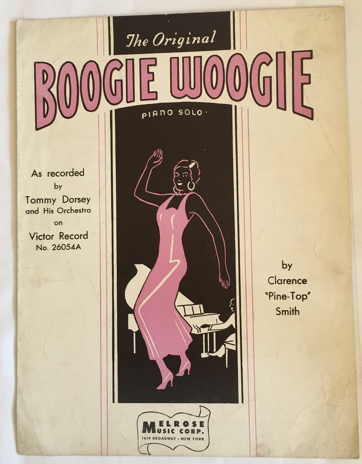 Image for The Original Boogie Woogie