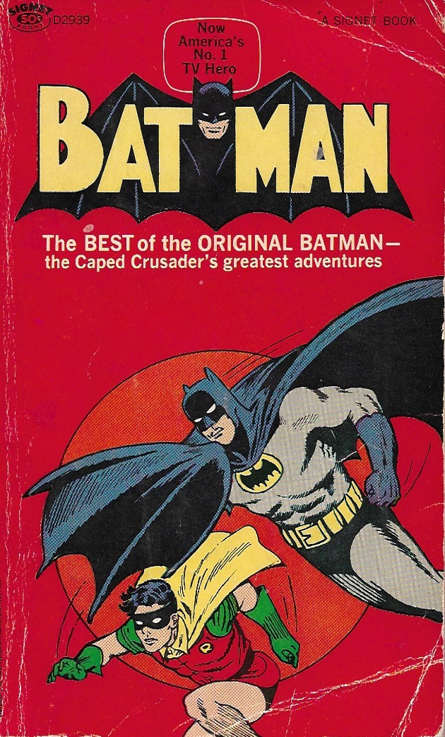 Image for Batman: The Best of the Original Batman