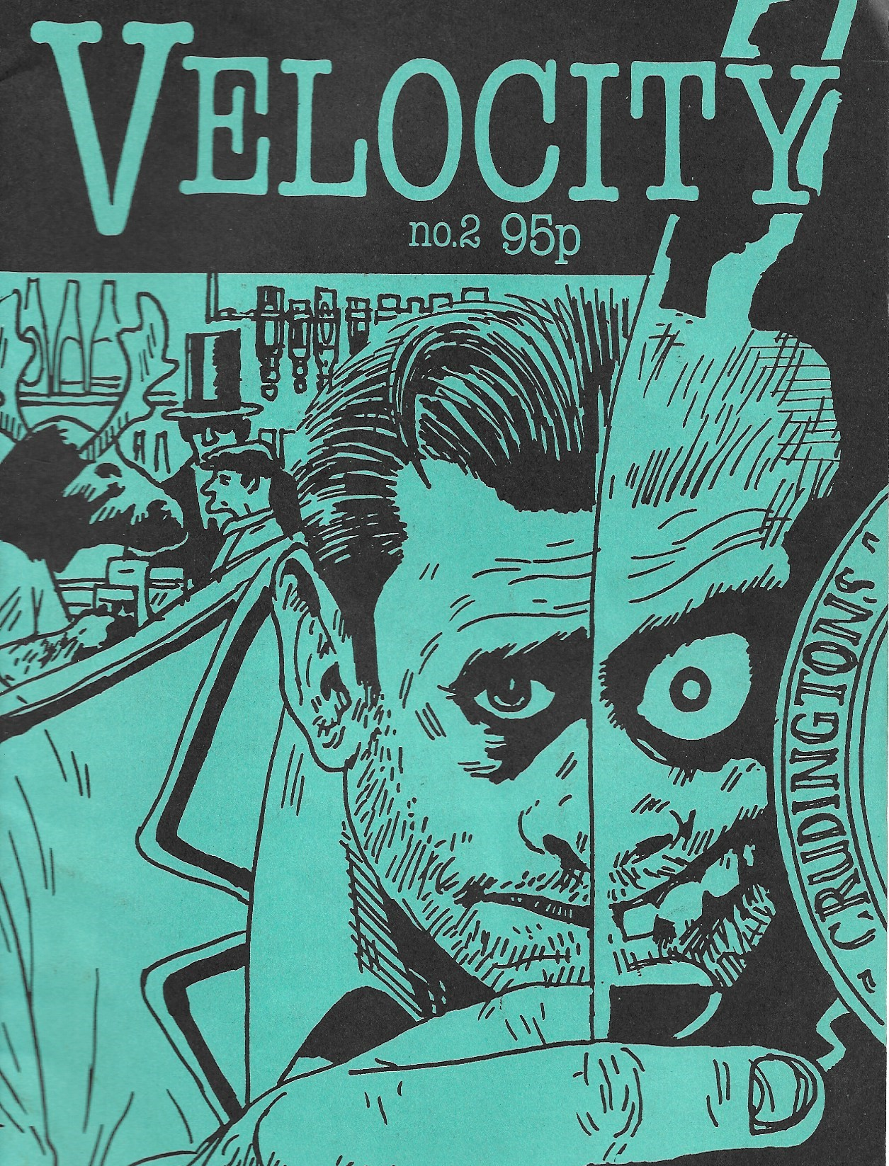 Image for Velocity No. 2
