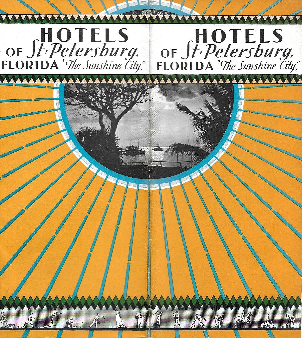 "Image for Hotels of St. Petersburg Florida ""The Sunshine City"