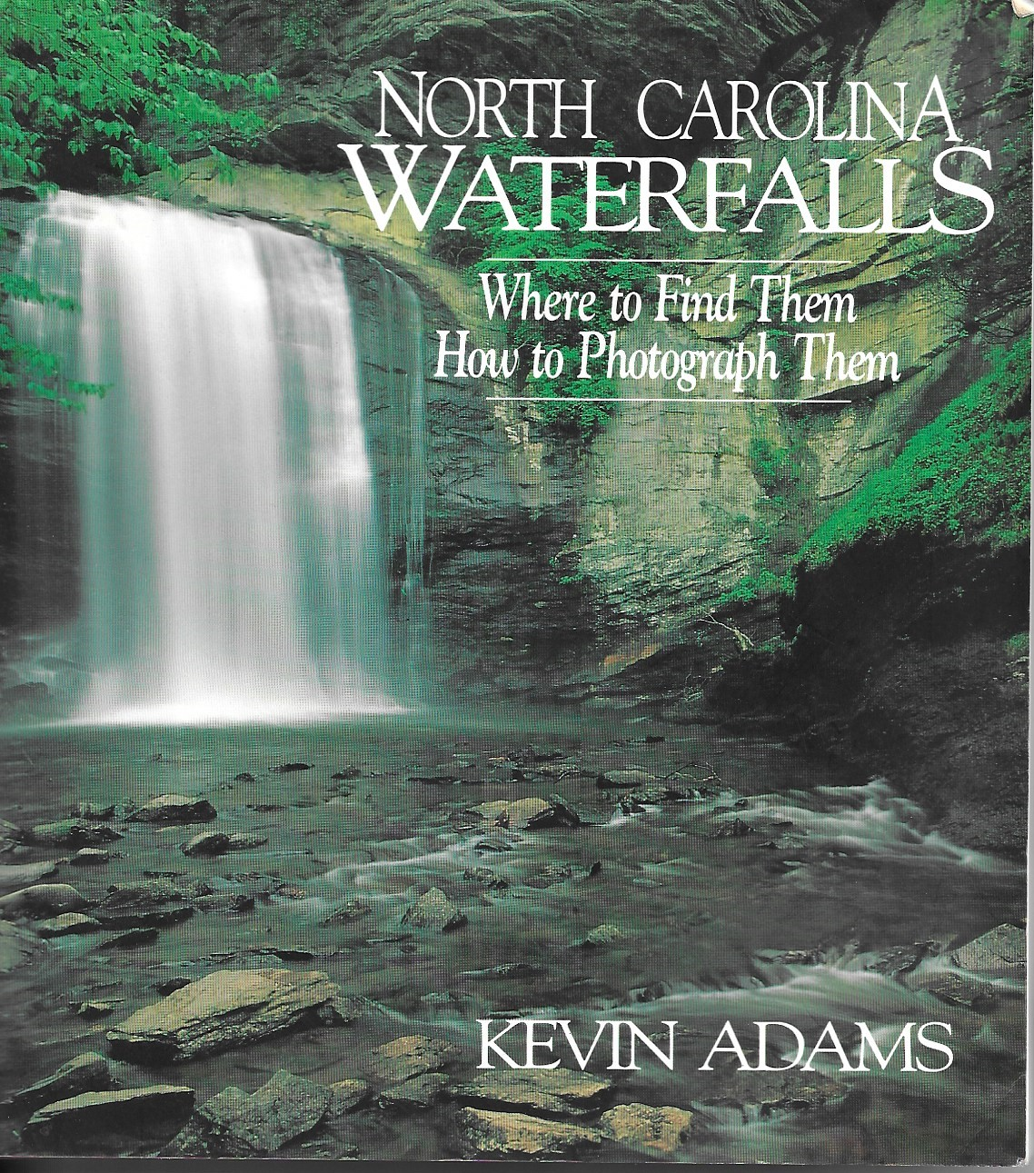 Image for North Carolina Waterfalls: Where to Find Them, How to Photograph Them