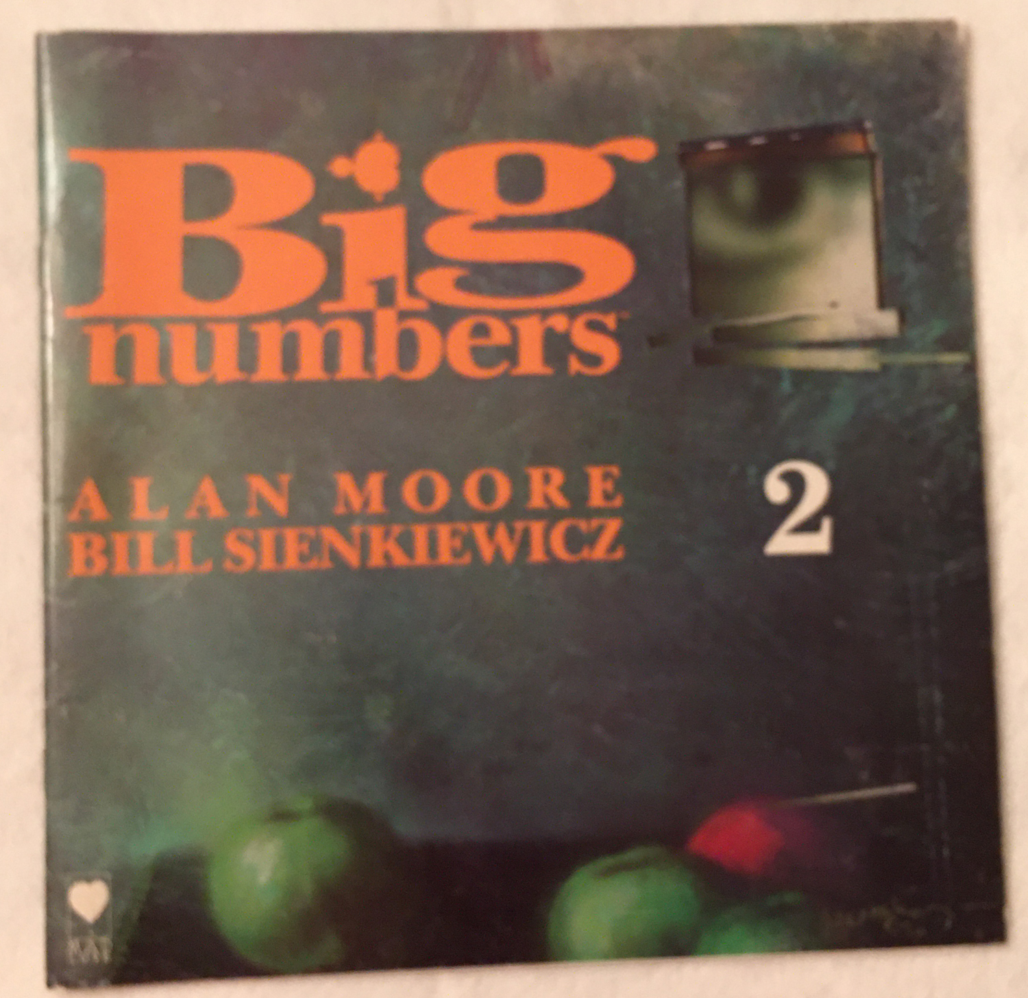Image for Big Numbers 2
