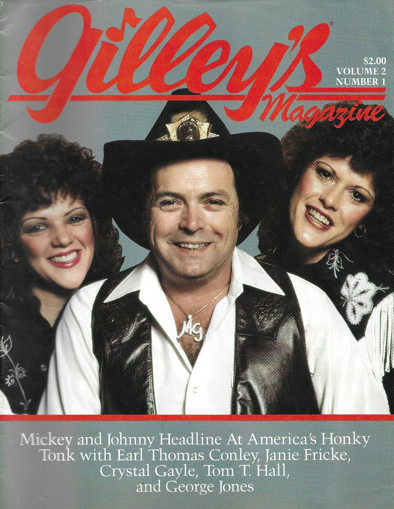 Image for Gilley's Magazine
