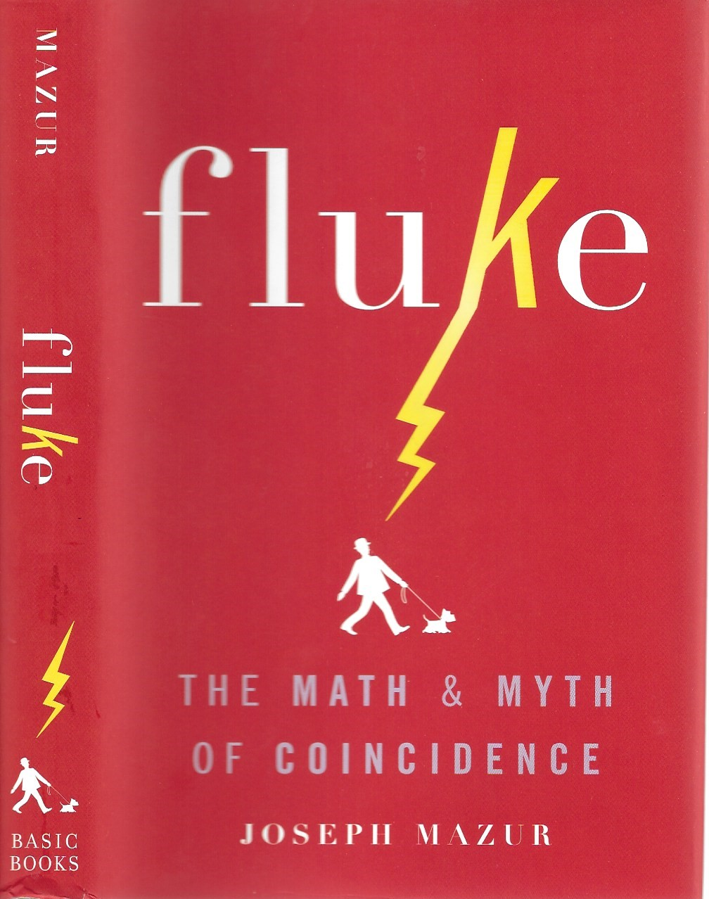 Image for Fluke: The Math & Myth of Coincidence