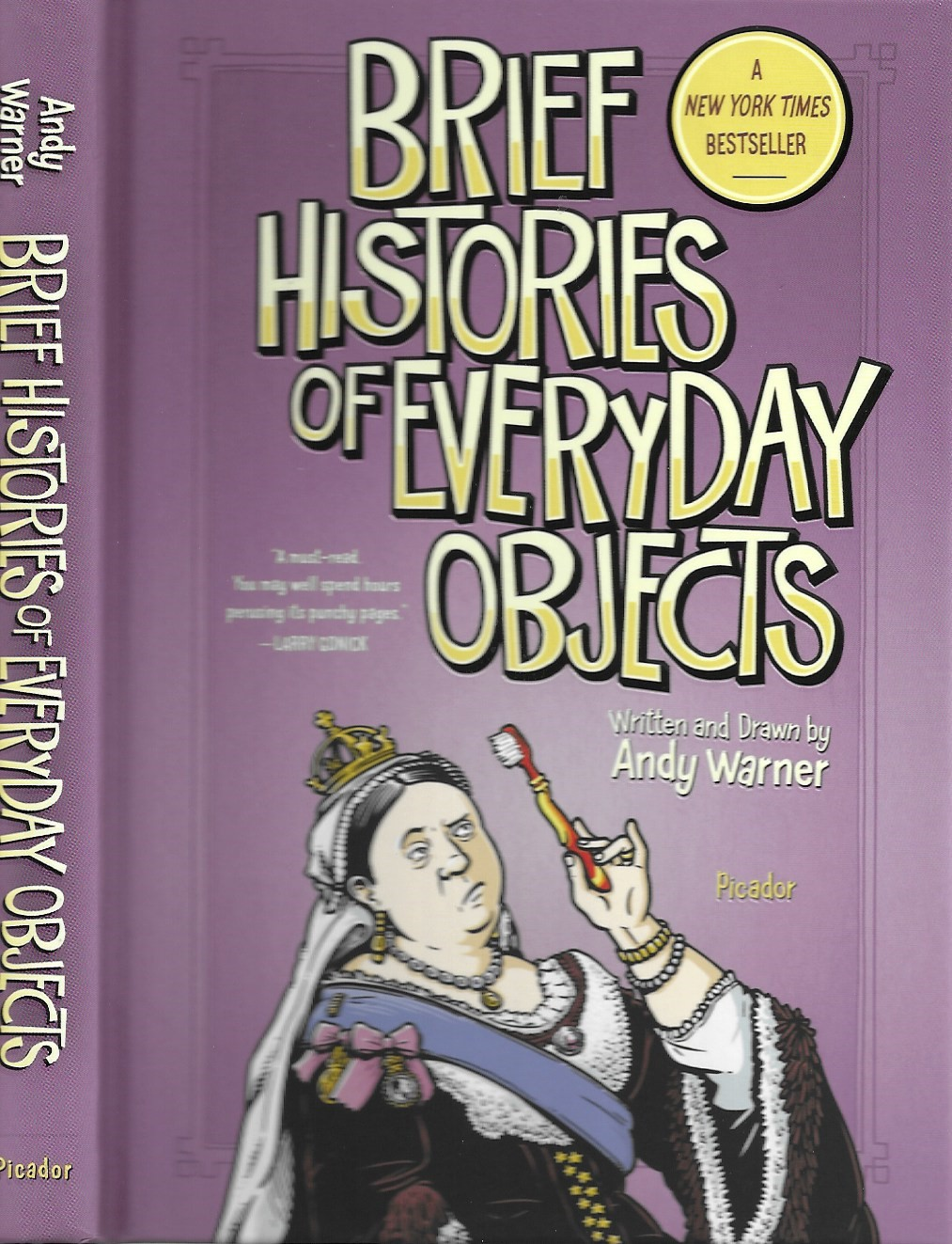 Image for Brief Histories of Everyday Objects