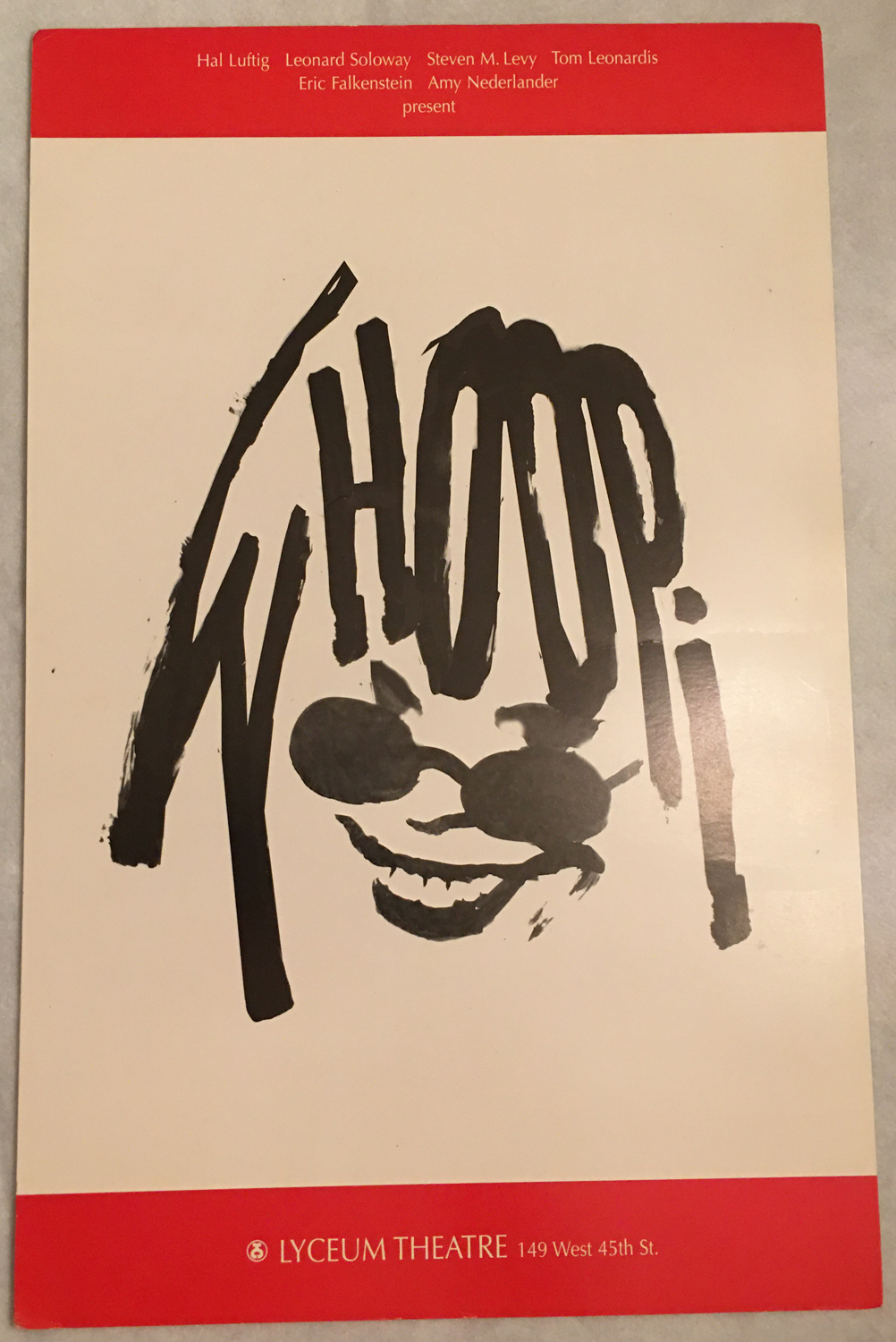 Image for Whoopi, Poster