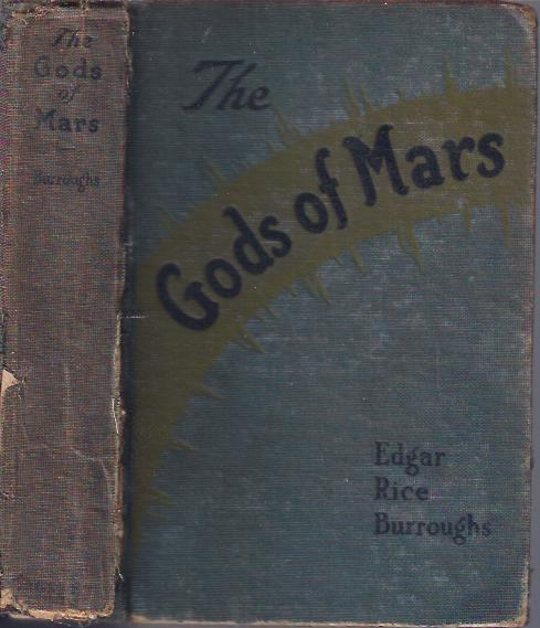 Image for The Gods of Mars