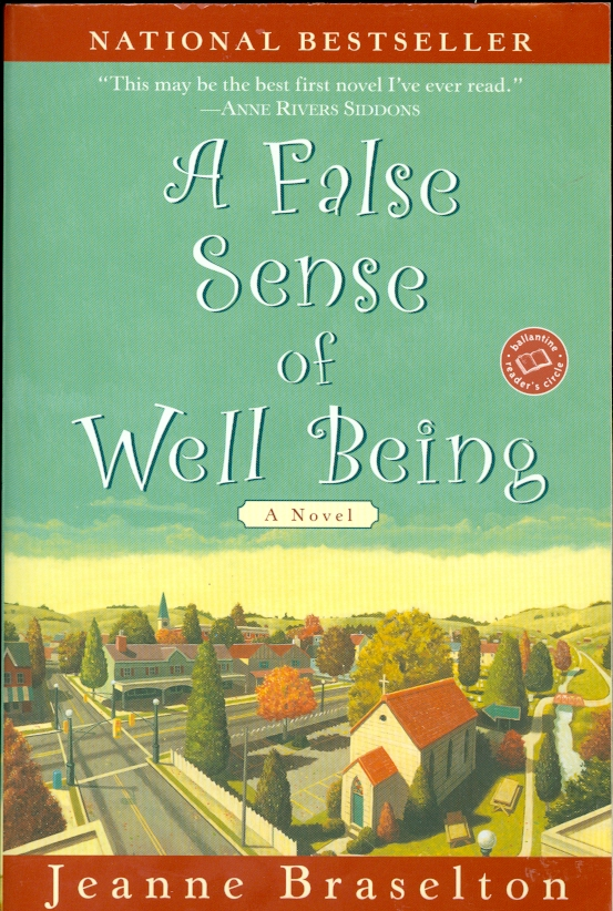 Image for A False Sense of Well Being