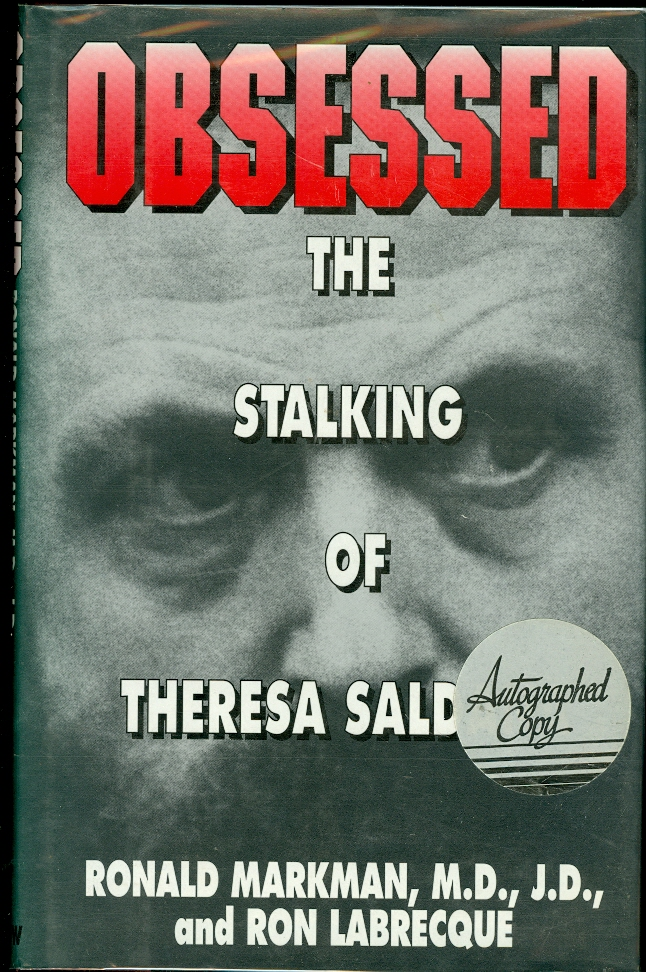 Image for Obsessed The Stalking of Theresa Saldana