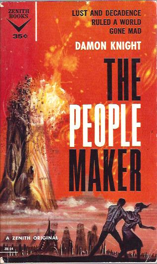 Image for The People Maker