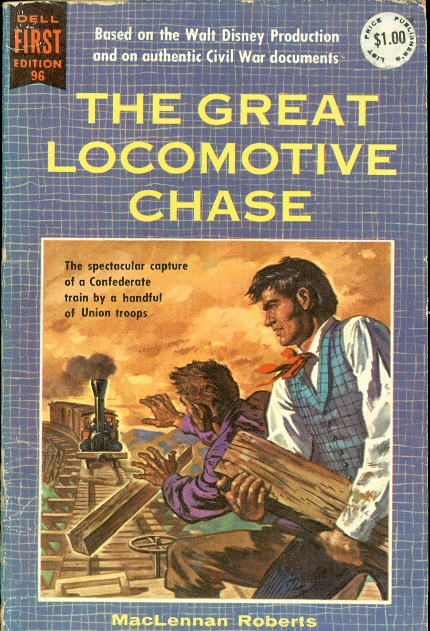 Image for The Great Locomotive Chase