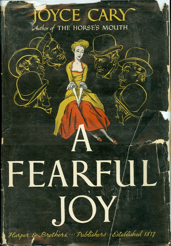 Image for A Fearful Joy