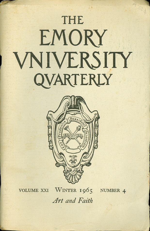Image for The Emory University Quarterly
