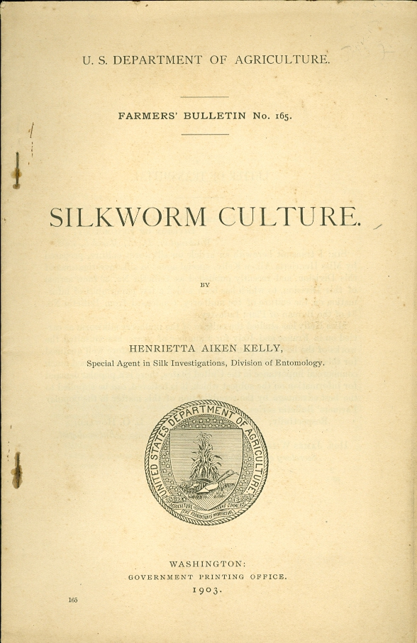Image for Silkworm Culture