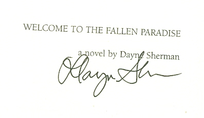 Image for Welcome to the Fallen Paradise
