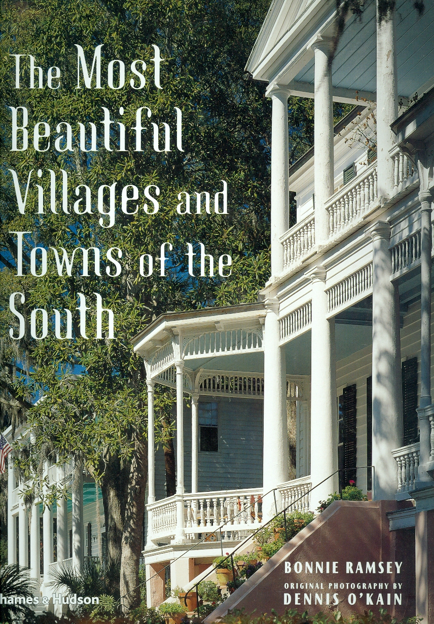 Image for The Most Beautiful Villages and Towns of the South