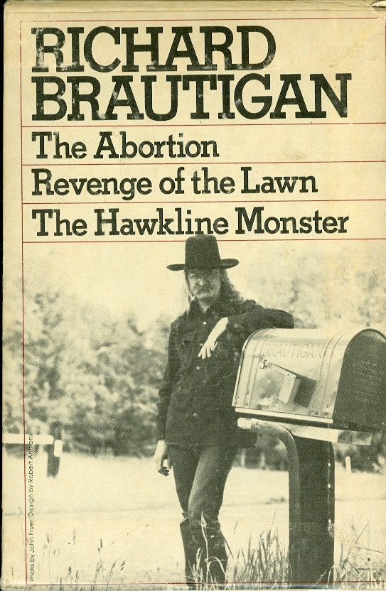 Image for The Abortion, Revenge of the Lawn, the Hawkline Monster