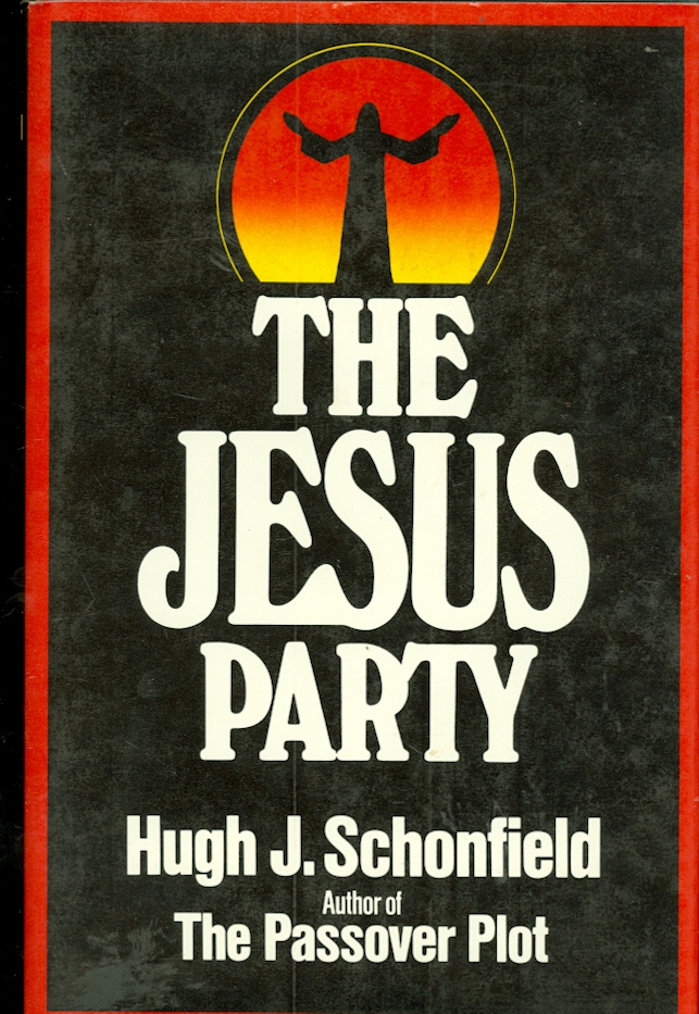 Image for The Jesus Party
