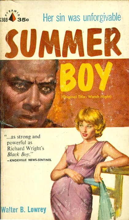 Image for Summer Boy  (Original Title: Watch Night)