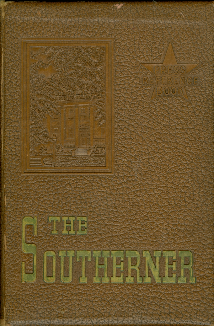 Image for The Southerner A Biographical Encyclopaedia of Southern People