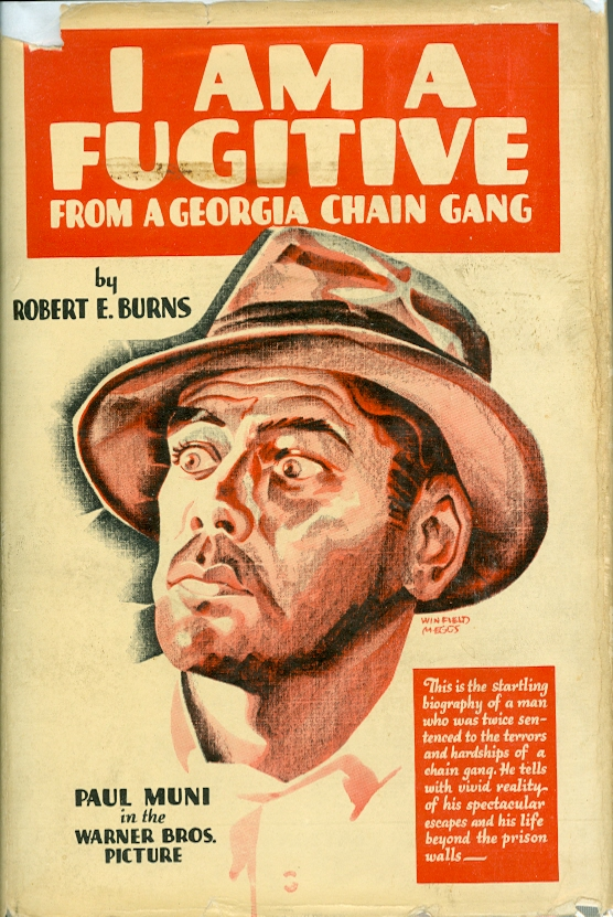 Image for I Am a Fugitive from a Georgia Chain Gang