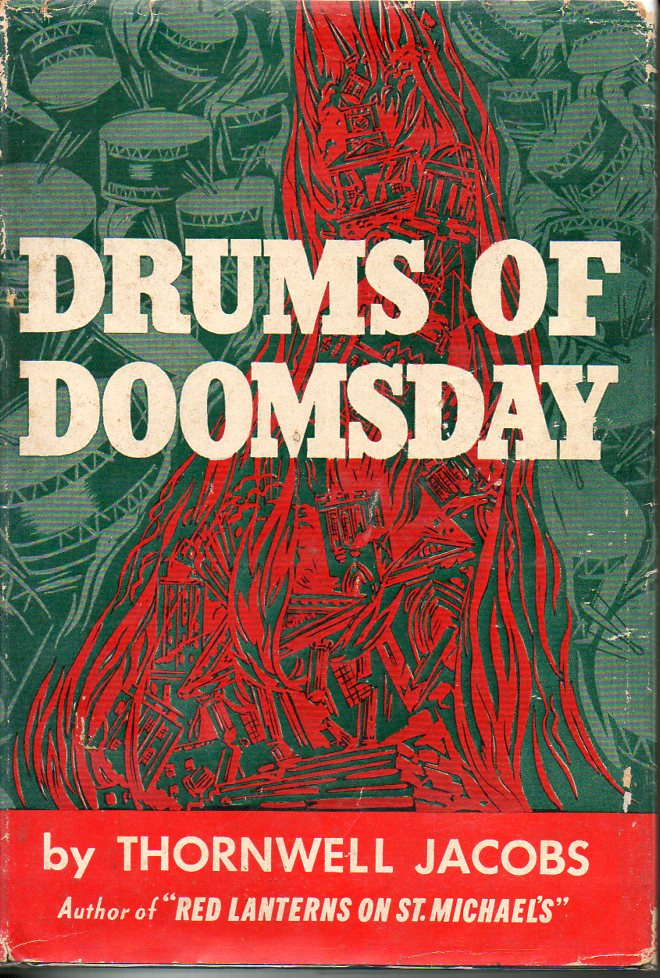 Image for Drums of Doomsday