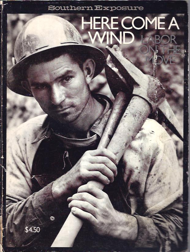 Image for Here Come a Wind Labor on the Move