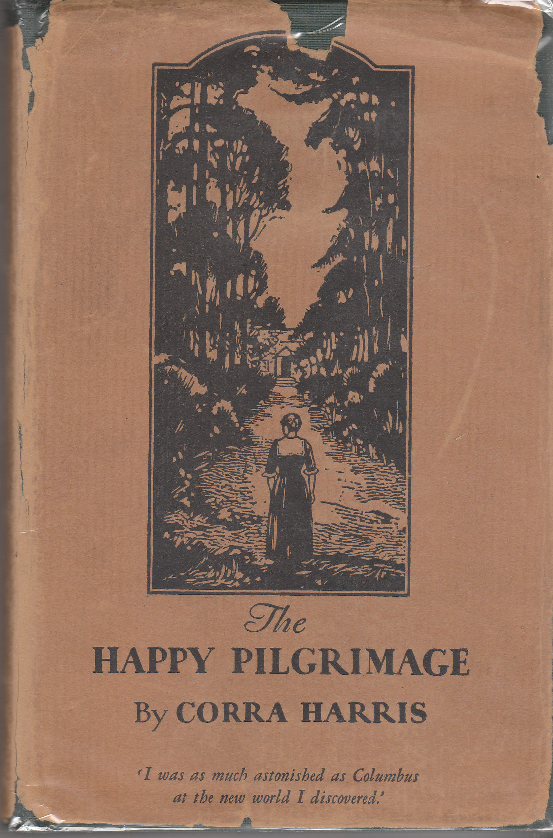 Image for The Happy Pilgrimage