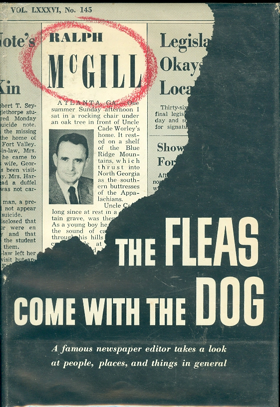 Image for The Fleas Come with the Dog