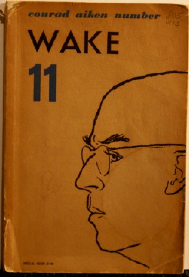 Image for Wake 11 Conrad Aiken Number