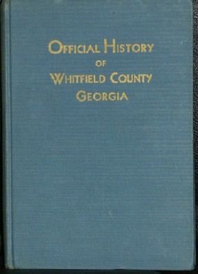 Image for History of Whitfield County