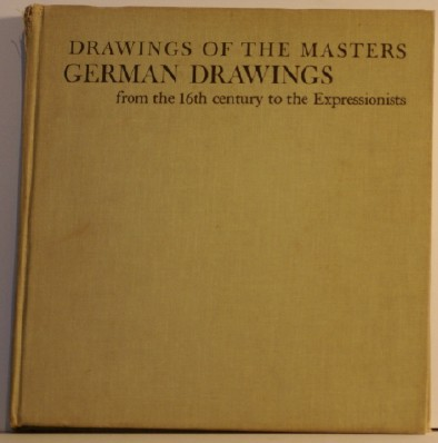 Image for German Drawings from the 16th Century to the Expressionists