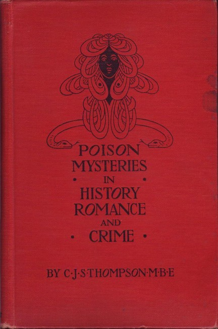 Image for Poison Mysteries in History, Romance and Crime