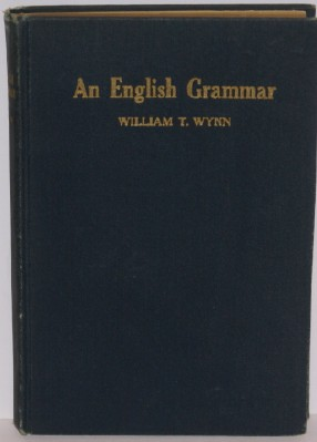 Image for An English Grammar