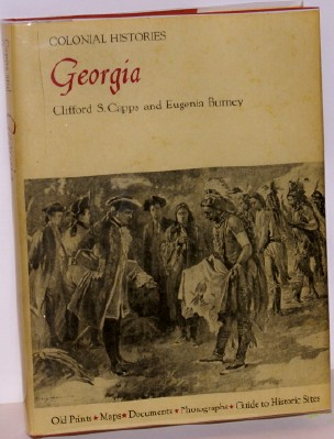 Image for Colonial Georgia