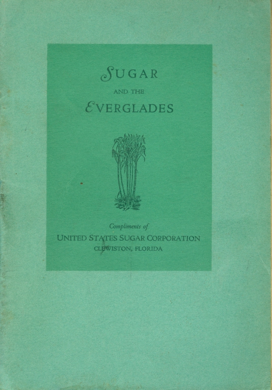 Image for Sugar and the Everglades