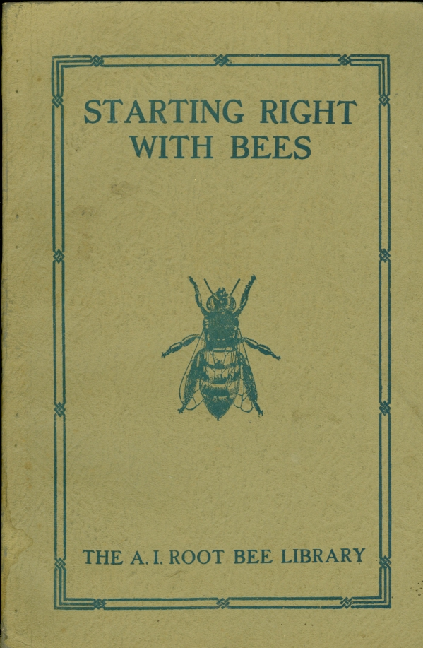 Image for Starting Right with Bees
