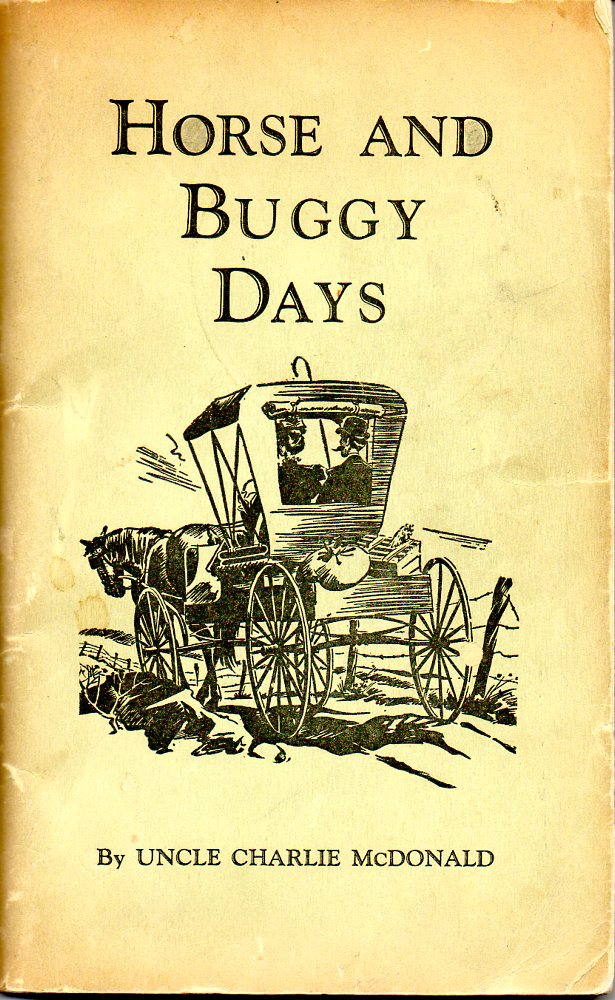 Image for Horse and Buggy Days