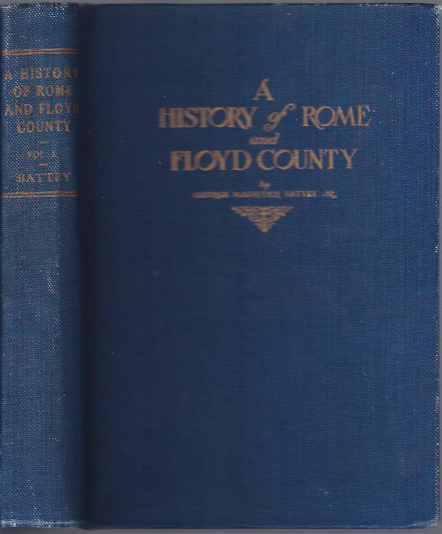 Image for A History of Rome and Floyd County
