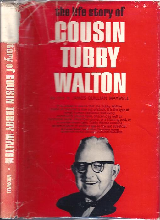 Image for The Life Story of Cousin Tubby Walton