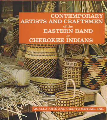 Image for Contemporary Artists and Craftsmen of the Eastern Band of Cherokee Indians