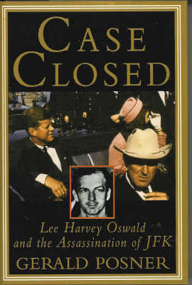 Image for Case Closed Lee Harvey Oswald and the Assassination of JFK