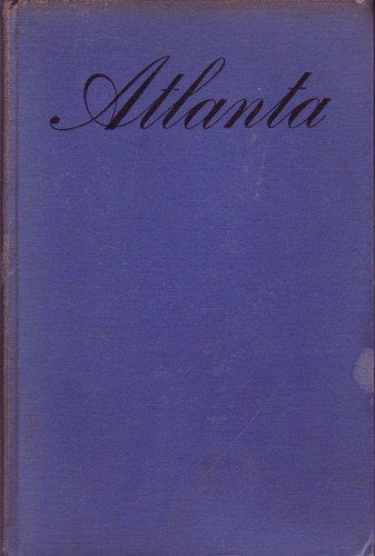 Image for Atlanta:  Capital of the South