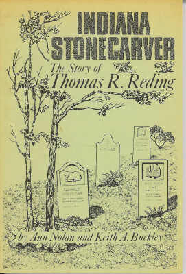 Image for Indiana Stonecarver: the Story of Thomas R. Reding