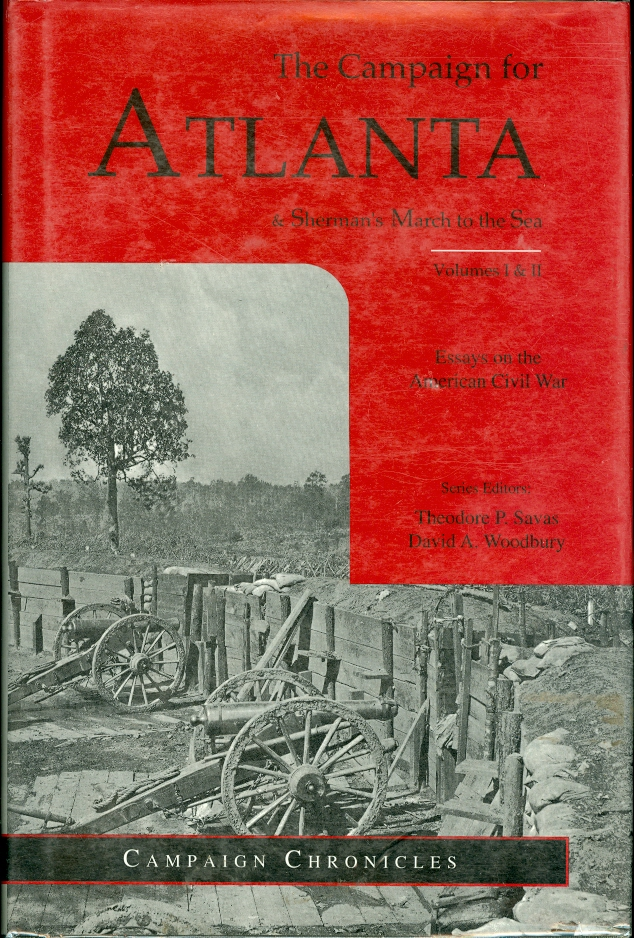 Image for The Campaign for Atlanta and Sherman's March to the Sea