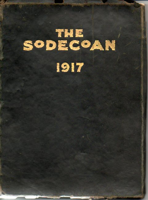 Image for The Sodecoan Yearbook