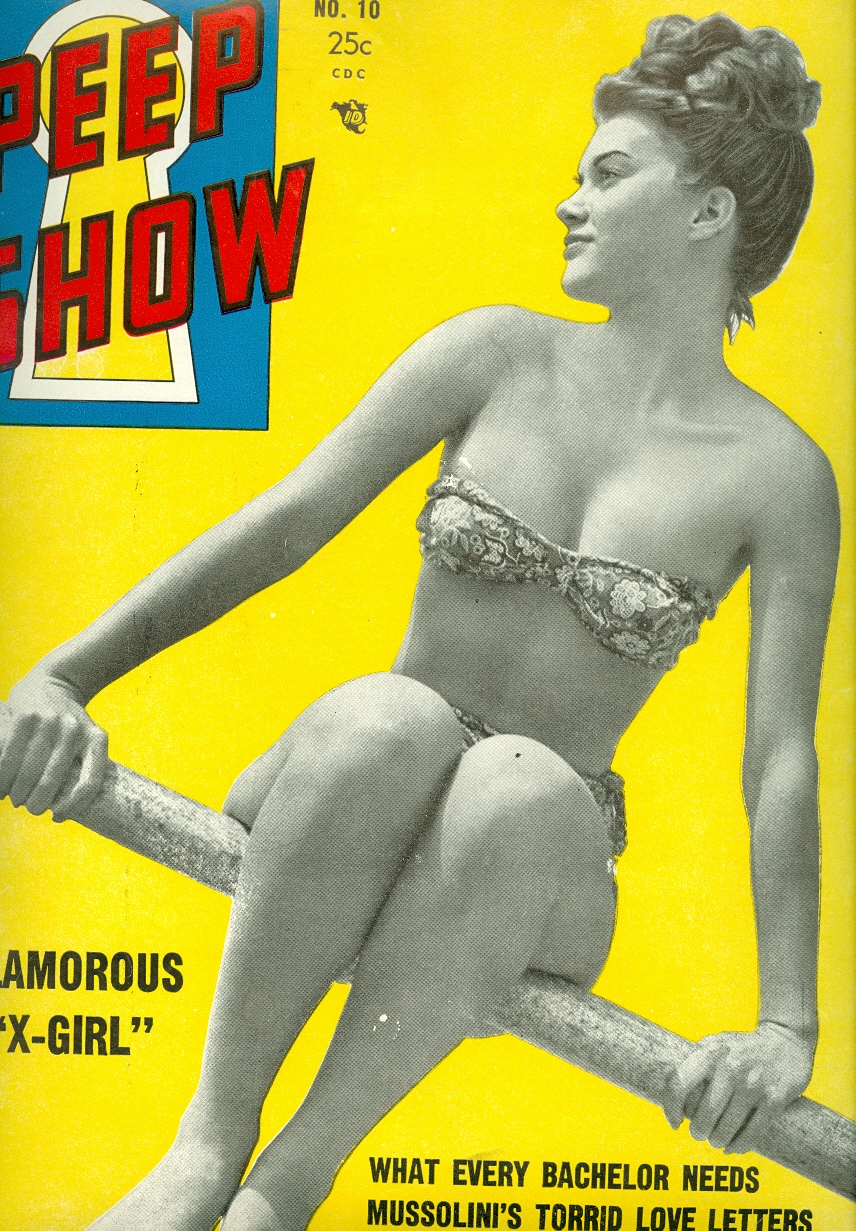 Image for Peep Show Linda Christian Cover