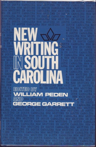Image for New Writing in South Carolina
